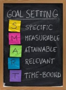 2013.08 - Newsletter - Goal SMART